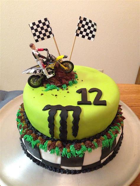 Best 25 Motocross Cake Ideas On Dirt Bike