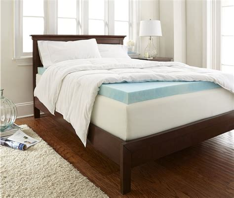 Advanced Comfort Mattress Reviews by Purasleep Memory Foam Mattress Topper Reviews Enhanced 3