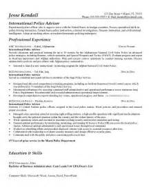 Government Psychologist Sle Resume by Sheriff Officer Resume Sales Officer Lewesmr