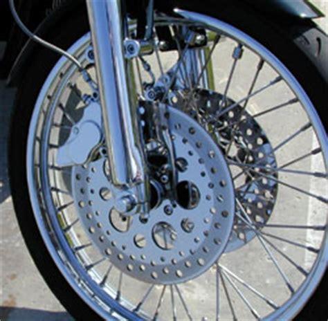 wilwood disc brakes motorcycle brakes test