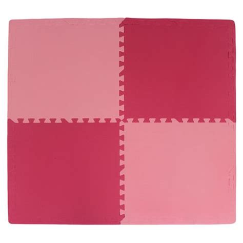 Connect A Mat by Connect A Mat Pink And Fuchsia Walmart Ca
