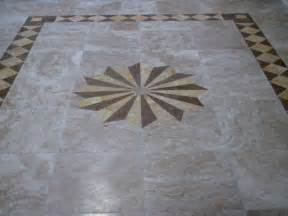 Border designs for marble floor