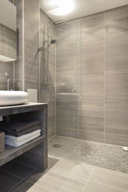 inspirational grey bathroom tile ideas for wall added 32 walk in shower designs that you will love digsdigs
