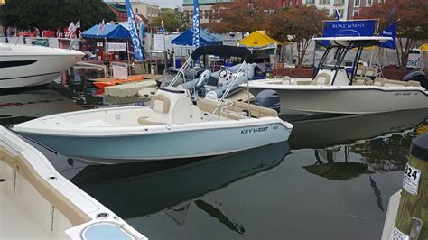key west boats annapolis key west boats come on down to the annapolis boat show