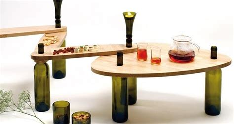 Furniture Brilliant Mind by Ways To Reuse Glass Bottles 26 Ideas For Old Wine Bottles