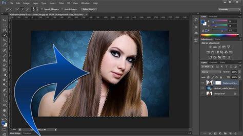 adobe photoshop cs3 tutorial change background adobe photoshop cs6 remove change background youtube