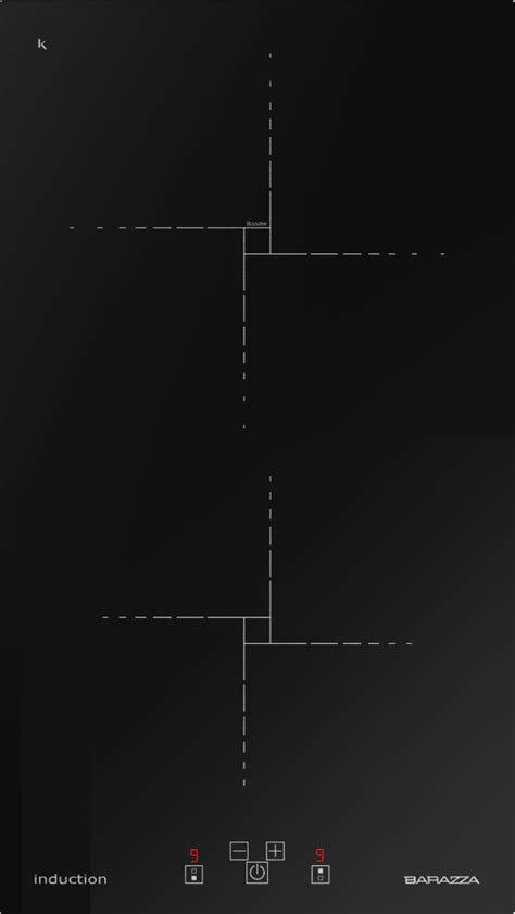 piano cottura a incasso piano cottura induzione flat incasso da 30 barazza srl
