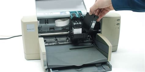 Printer Merk Hp cara umum mengganti tinta printer merk hp hewlett packard grafitama imaging