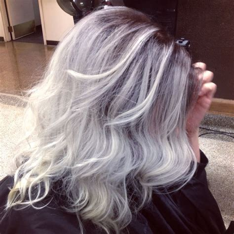 weave hair how in fife deaf got implant cochlear toners for gray hair silver hair toner wella toner to
