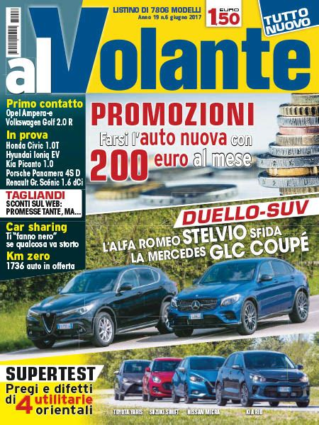 al volante pdf al volante 06 2017 187 italian pdf magazines