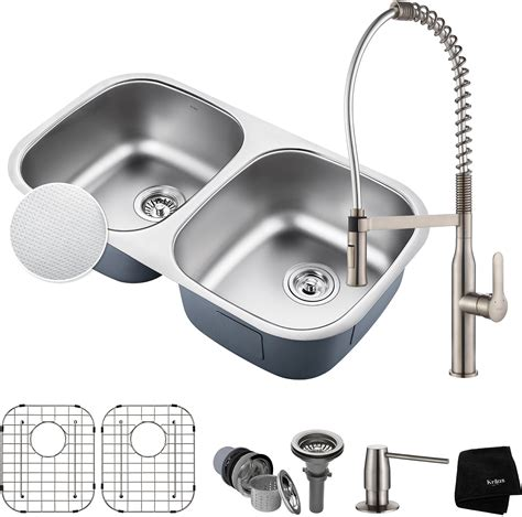 Allora Kitchen Faucet 100 kitchen sink and faucet combinations 30 inch