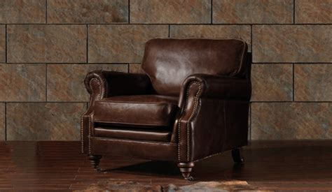 Vintage Leather Armchairs by Portland Vintage Leather Armchair Luxury Delux Deco