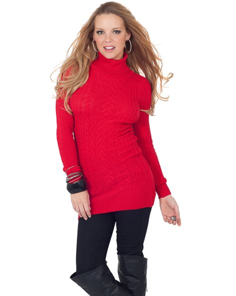 Turtleneck Mini Sweater Dress mini turtleneck sweater dress sweater vest