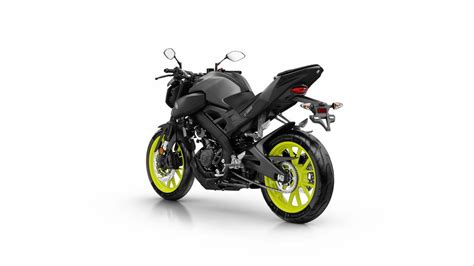 Yamaha Motorrad Uk by Mt 125 2018 Motorcycles Yamaha Motor Uk