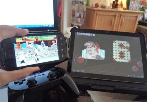 wiimote android jouer 224 des jeux mame et nintendo sur android avec la manette wii