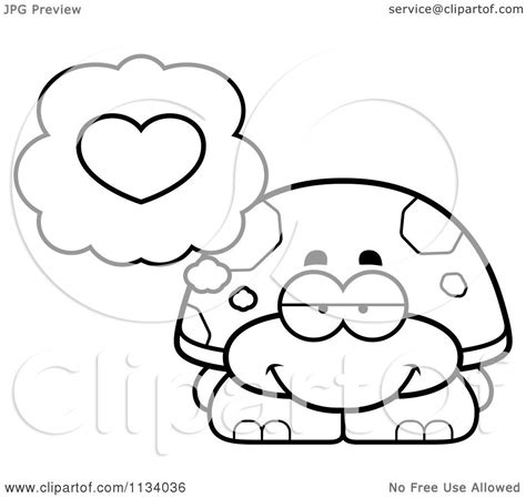 turtle love coloring pages turtle in love black and white vector coloring page by