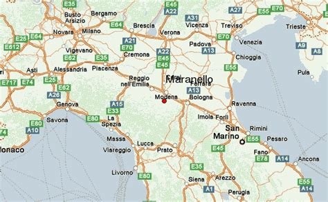 maranello italy maranello location guide