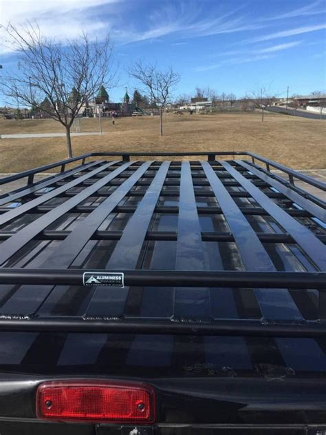 aluminess roof rack tank nv photo gallery nissan nv
