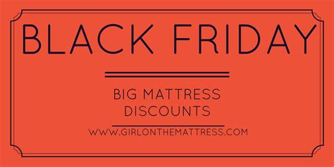 black friday bed sales black friday cyber monday mattress sales and deals 2016 girl on the mattress