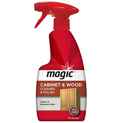 magic cabinet and wood cleaner ingredients magic cabinet wood clean shine 14 fl oz buy usa quality