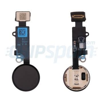 home button flex iphone 8 plus black chipspain