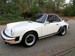 1982 Porsche 911 For Sale 1982 Porsche 911sc Targa German Cars For Sale