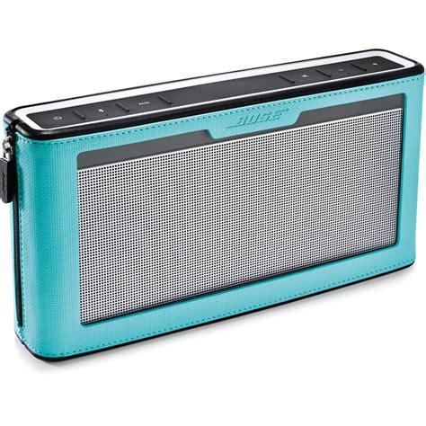 Bose Soundlink Speaker Blue bose soundlink bluetooth speaker iii cover blue 628173 0040