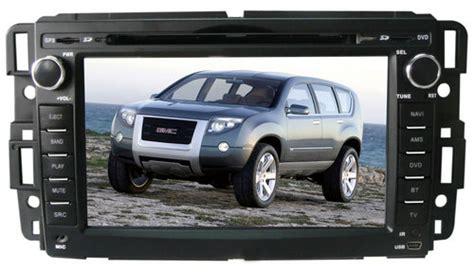format video dvd gmc touchscreen dvd player for gmc yukon acadia tahoe suburban