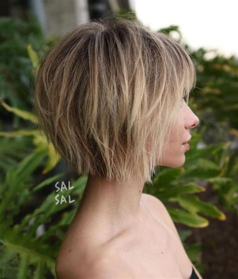60 fabulous choppy bob hairstyles dimensional highlights 60 short choppy hairstyles for any taste choppy bob