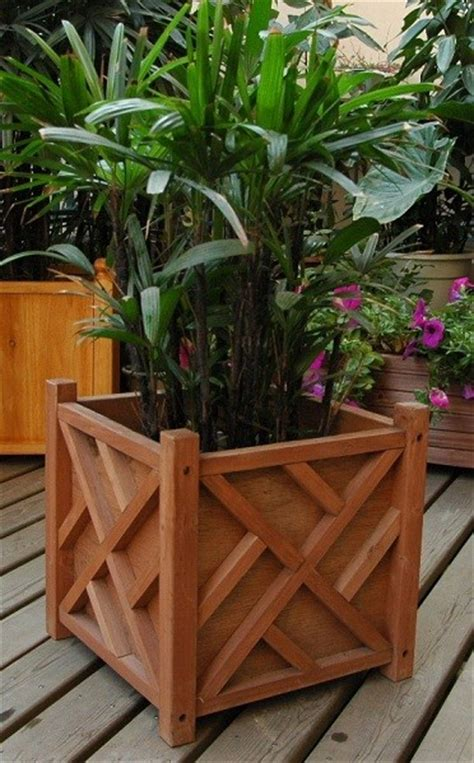 garden planters patio planter boxes modern outdoor