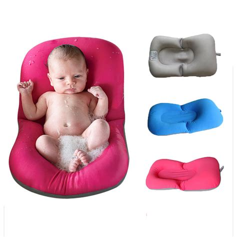 baby bathtub mat padded shower seat promotion shop for promotional padded