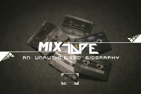 unauthorized biography definition mixtape an unauthorized biography ep 1