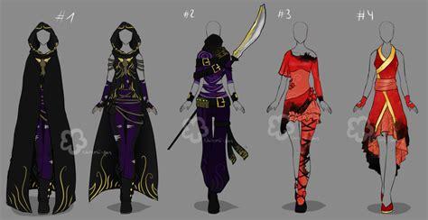 design art wear custom outfits 22 by nahemii san on deviantart