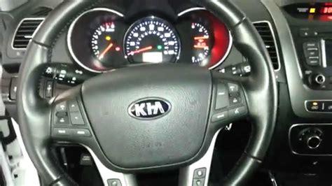 how cars run 2011 kia forte interior lighting 2014 kia sorento interior tour checking out steering wheel dashboard seats shifter youtube