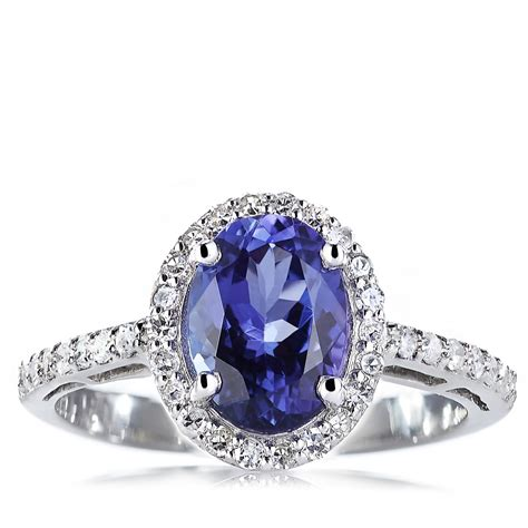 Tanzanite Rings by Tanzanite Rings The Ultimate Choice Of Americans