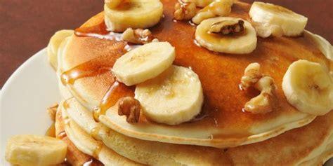 cara membuat pancake frozen resep cara membuat pancake yang sederhana dan mudah