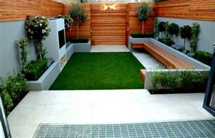 Landscaping Design Ideas For Backyard Small Garden Design Ideas With Cool Outdoor Living Furniture Homelk