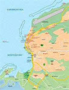 maps of montego bay