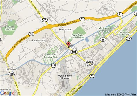 south myrtle beach sc map map of staybridge suites myrtle beach myrtle beach