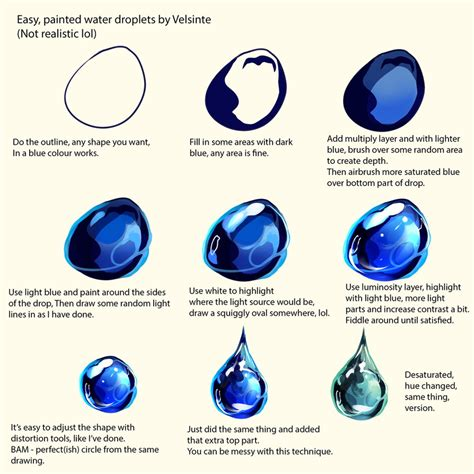 download video tutorial beatbox water drop tutorial water droplets by velsinte on deviantart