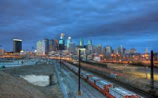 Philadelphia Philadelphia Skyline Wallpapers Wallpaper Cave