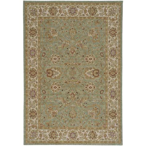 biltmore rugs capel biltmore centennial floret pistachio 8 ft x 11 ft area rug 8704rs08001100200 the home