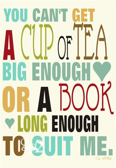can t get enough books tea print wall decor you can t get a cup of by