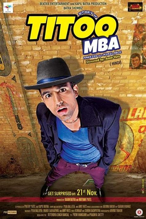 Titoo Mba 2014 Dvd by Story Of Titoo Mba On Moviebuff