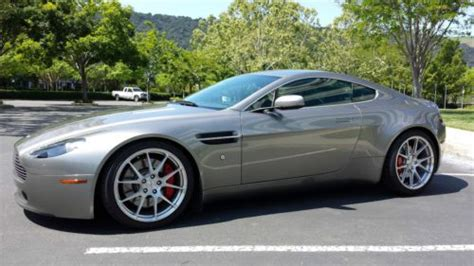 hayes car manuals 2007 aston martin v8 vantage transmission control find used 2007 aston martin v8 vantage 6 sp low miles tungsten silver loaded in pleasanton
