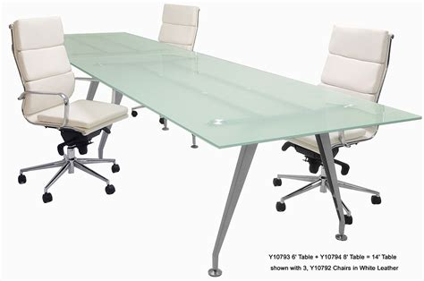 Glass Meeting Table Frosted Glass Conference Table Www Imgkid The Image Kid Has It