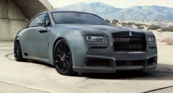 Roll Royce Carscoops Rolls Royce Posts