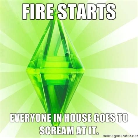 Sims 3 Meme - the coolest sims meme 50 pics
