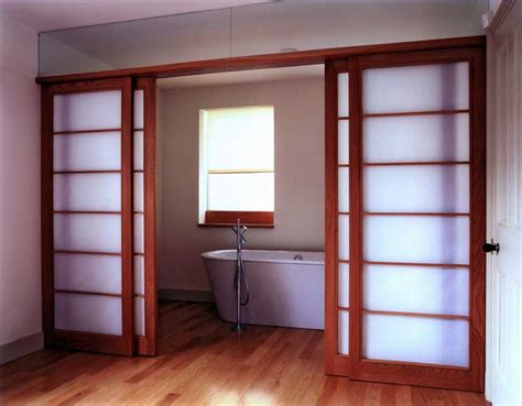 Japanese Sliding Closet Doors Japanese Style Sliding Closet Doors A Creative