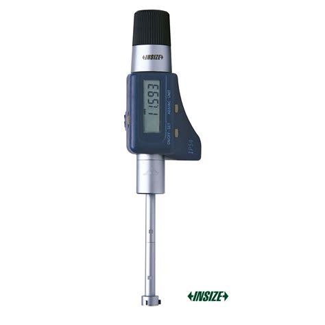 micrometro interno micrometro interno digital 2 3 pontas imicro modelo 3127